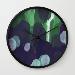 greendom Wall Clock