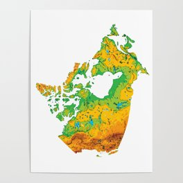 Physically Canada Poster
