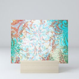 Douce passion - Sweet feeling Mini Art Print