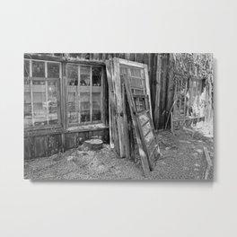 Devoted Destitution- horizontal Metal Print