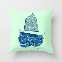 Opti Throw Pillow