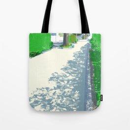 A path Tote Bag