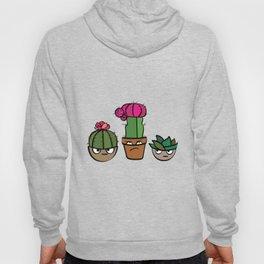 Angry Cacti Hoody