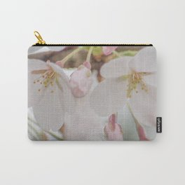 Delicate Blush Carry-All Pouch