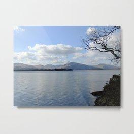 Bonnie Banks of Loch Lomond Metal Print
