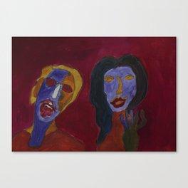 Tadeo and Vera Canvas Print