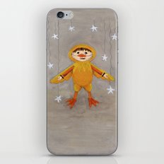I'm A Duck Quack Quack iPhone & iPod Skin