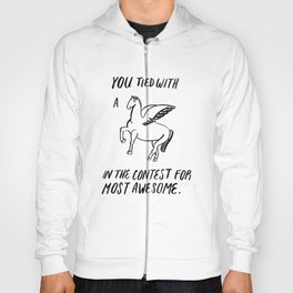The Contest for Most Awesome Hoody