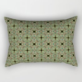 FREE THE ANIMAL - PAVÃO Rectangular Pillow