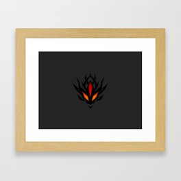 Coerce Framed Art Print