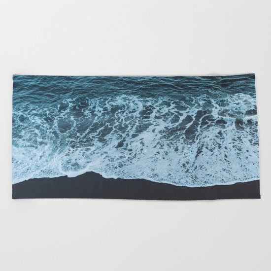 Cold Water Beach Towel