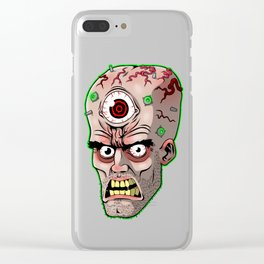 Dr. Hypno!!! Clear iPhone Case