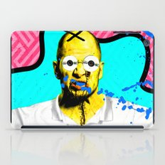Too Much Television #2 iPad Case