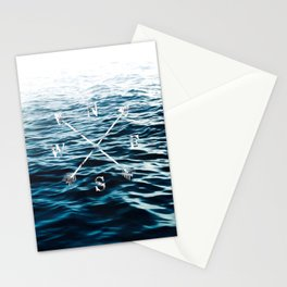Winds of the Sea Stationery Cards