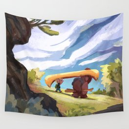 Portage Wall Tapestry