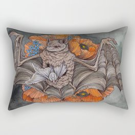 Chiroptera  Rectangular Pillow