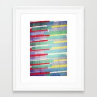 rave Framed Art Prints featuring Rave by Isabelle Lafrance Photography