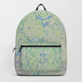 Sheltered forests Backpack