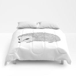 Hedgehog Comforters