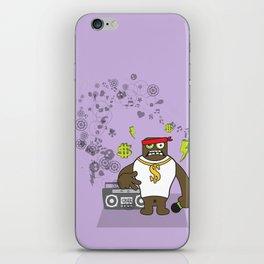 Gangst@#Rap iPhone Skin