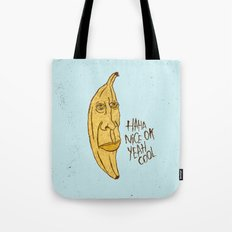 BANANA HEAD Tote Bag