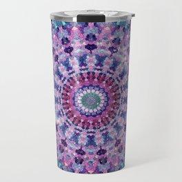 ARABESQUE UNIVERSE MANDALA  Travel Mug