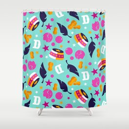 Don't Just Fly, Soar! Shower Curtain
