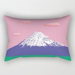 MT. FUJI (PASTEL TONES) Rectangular Pillow
