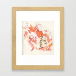 Soul on Fire Framed Art Print