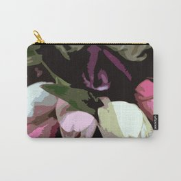 Abstract Tulips Carry-All Pouch