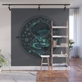 Time Turner Wall Mural