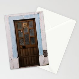 Door No 1 Stationery Cards