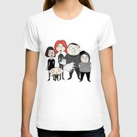 tim shumate T-shirts featuring Tim Burton Family Guy by Grace Isabel