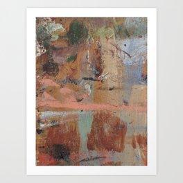 Surfaces.04 Art Print