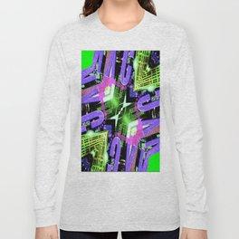 SKY SKRAPER Long Sleeve T-shirt
