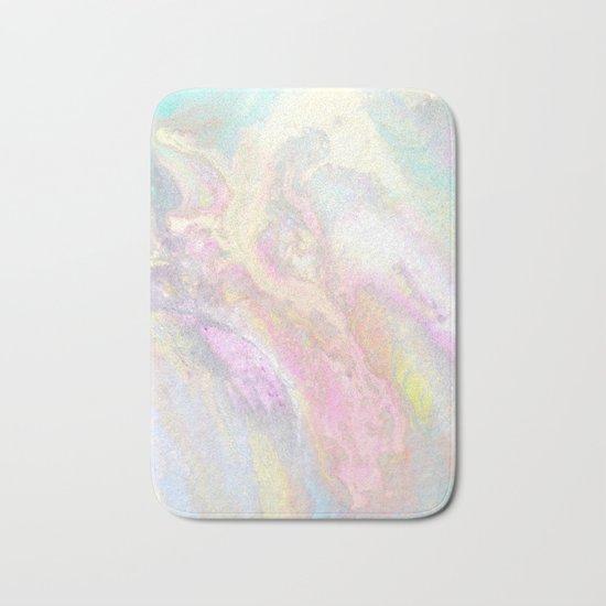 Pastel Iridescent Bath Mat