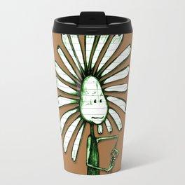 """Big Guy, Little Guy"" Flowerkid Travel Mug"
