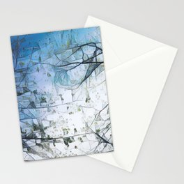 The Winds of Change Stationery Cards
