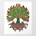 Celtic Knot Tree of Life by pressfordesign
