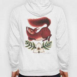 Squirrel Stretch Hoody