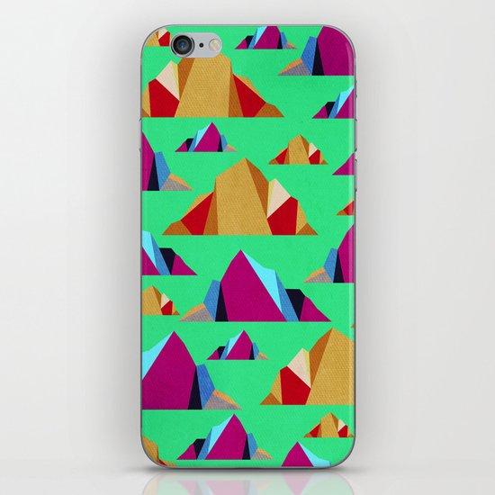 Mega Mountain iPhone & iPod Skin