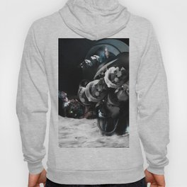In the voiceless Night Hoody