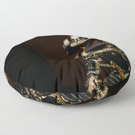 Samurai Armor Floor Pillow