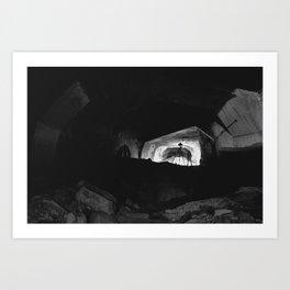 Photographer's playground Art Print