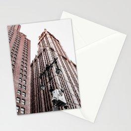 Sky-High Stationery Cards