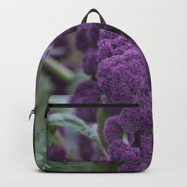 "Purple ""Dreadlocks"" Backpack"