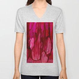 Crimson Forest Unisex V-Neck