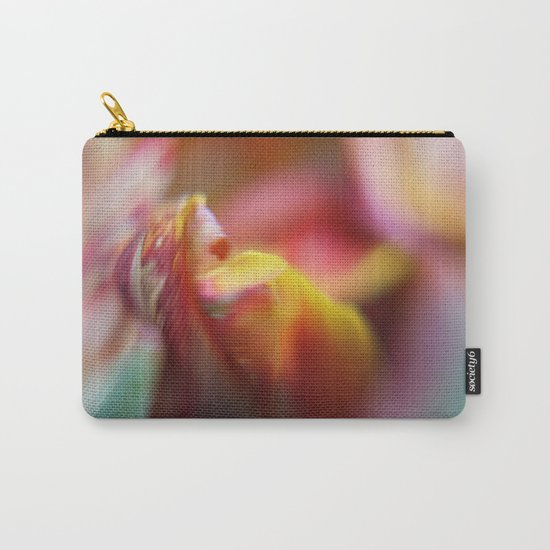 Tulip Bokeh Carry-All Pouch