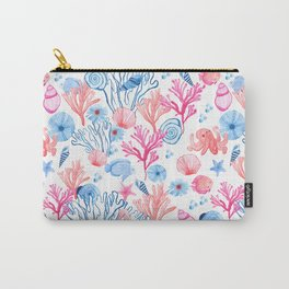 Coral Sea Carry-All Pouch