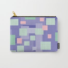 Matted Purple Mix - Color Therapy Carry-All Pouch